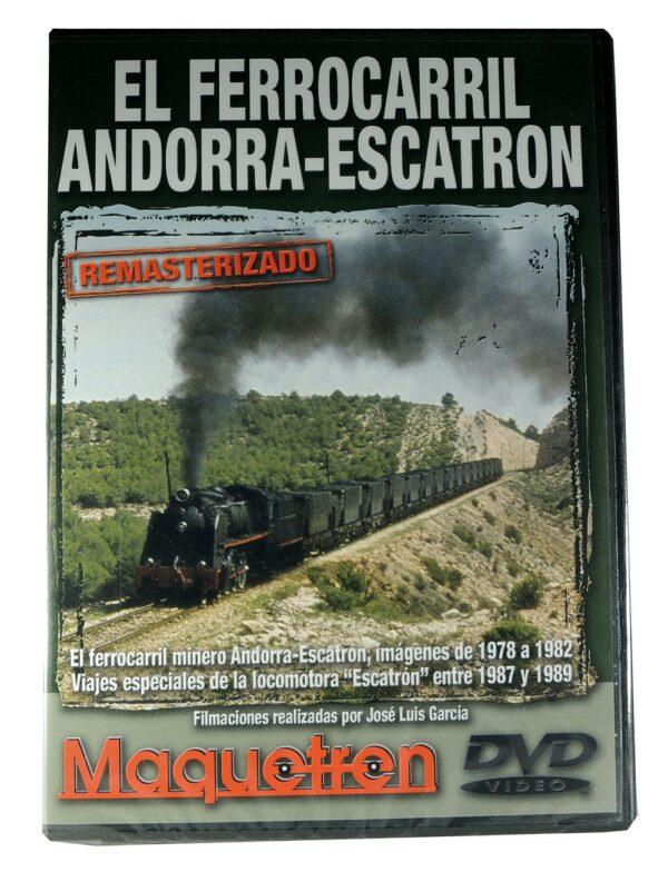 El Ferrocarril Andorra-Escatron