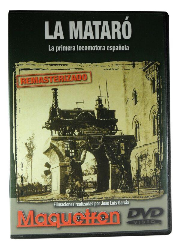 La Mataró - La primera locomotora española