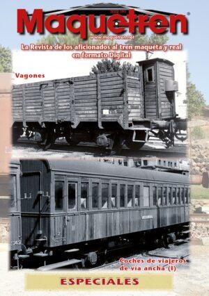 Especial Vagones / Coches de viajeros de Vía Ancha (I)