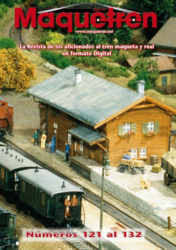 Revistas nº 121 al 132 en DVD