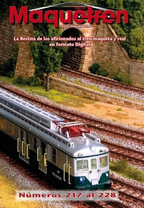 Revistas nº 217-228 en DVD