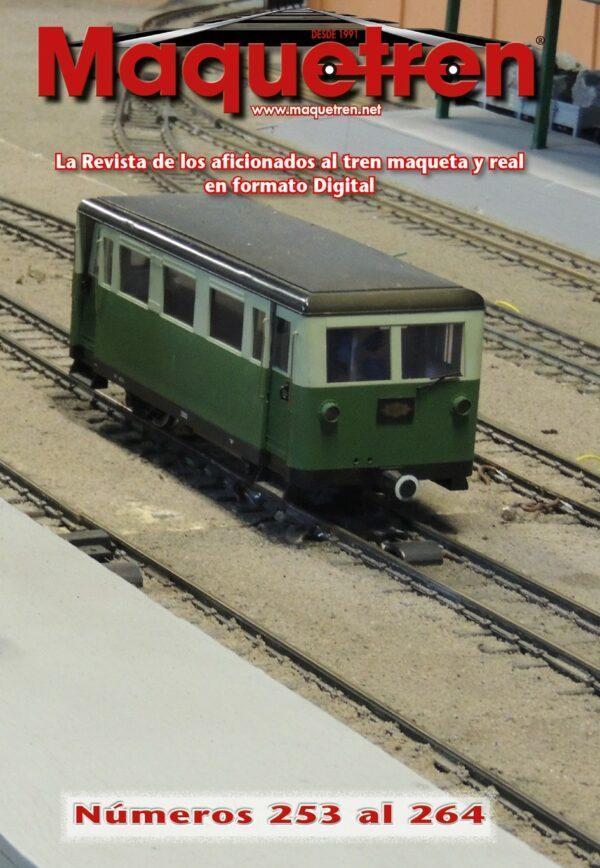 Revistas nº 253-264 en DVD