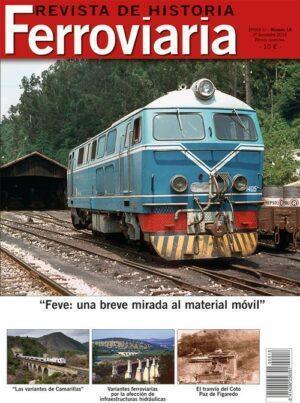 Historia Ferroviaria núm. 18 2º semestre 2016