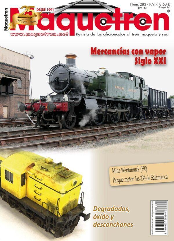 Revista Maquetren nº. 283