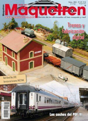 Revista Maquetren nº. 285