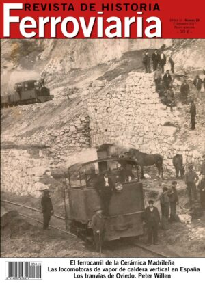 Historia Ferroviaria núm. 19 1º semestre 2017