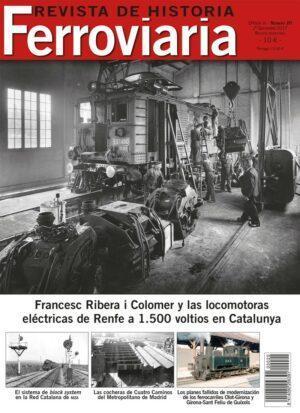 Historia Ferroviaria núm. 20 2º semestre 2017