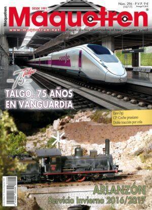 Revista Maquetren nº. 296