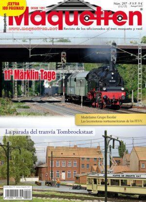 Revista Maquetren nº. 297