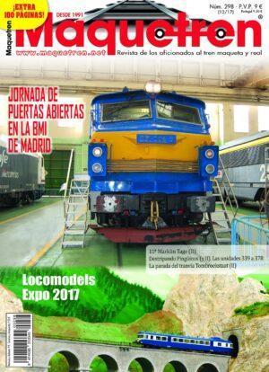 Revista Maquetren nº. 298