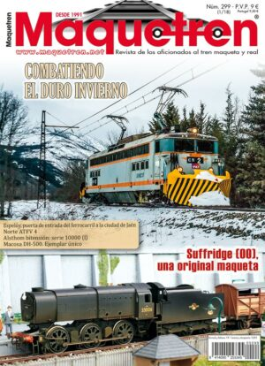 Revista Maquetren Nº. 299