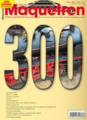 Revista Maquetren Nº 300