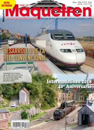 Revista Maquetren Nº 304
