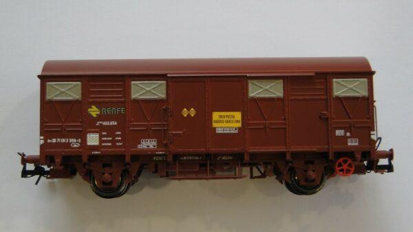 Vagón J-400.000 Electrotren Escala H0