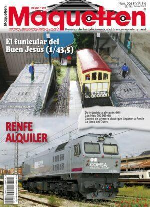 Revista Maquetren nº 306