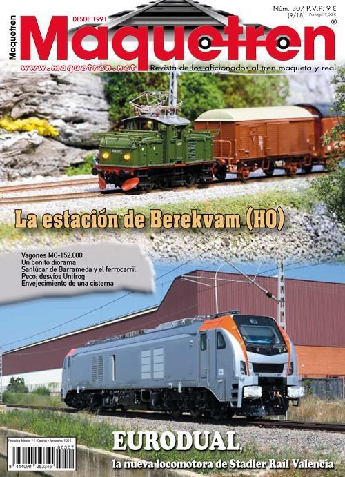 Revista Maquetren nº 307