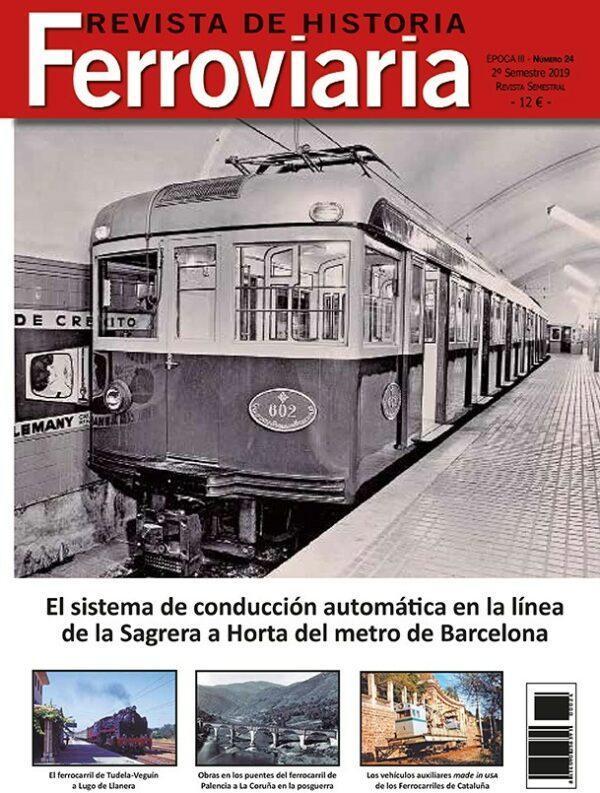 Historia Ferroviaria núm. 24