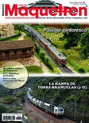 Revista Maquetren nº 320