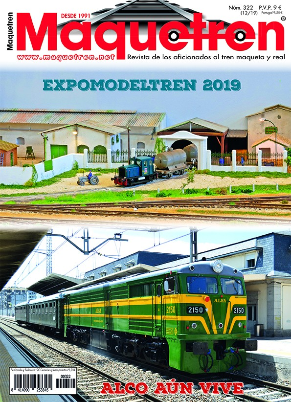 Revista Maquetren nº 322