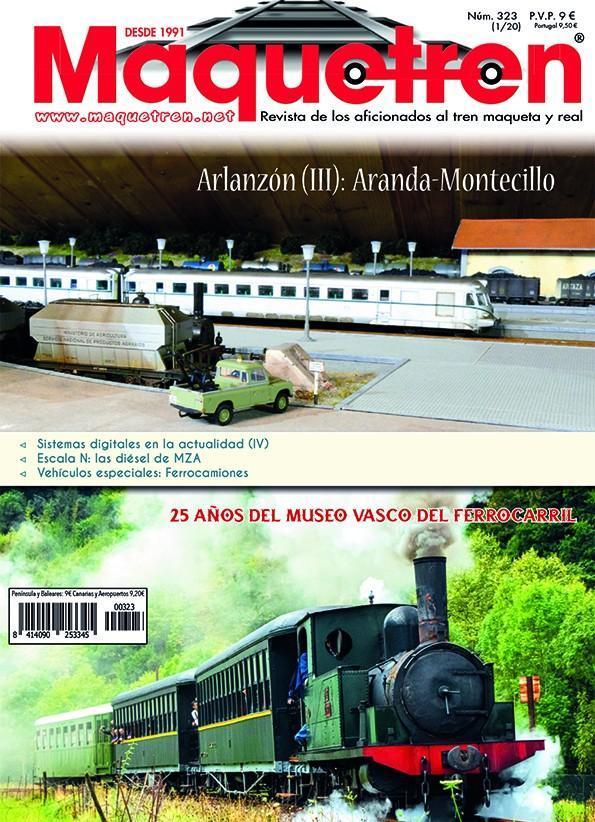 Revista Maquetren nº 323