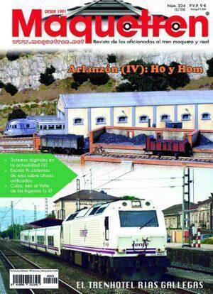 Revista Maquetren nº 324