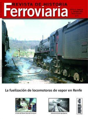 Historia Ferroviaria núm. 25 1º semestre 2020